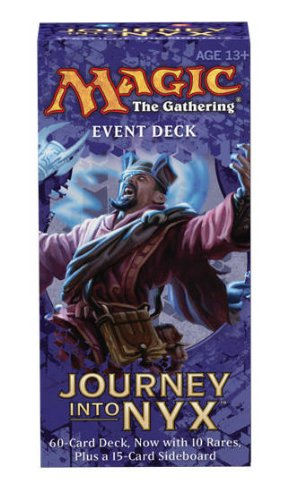 Magic the Gathering: Journey into Nyx Event Deck
