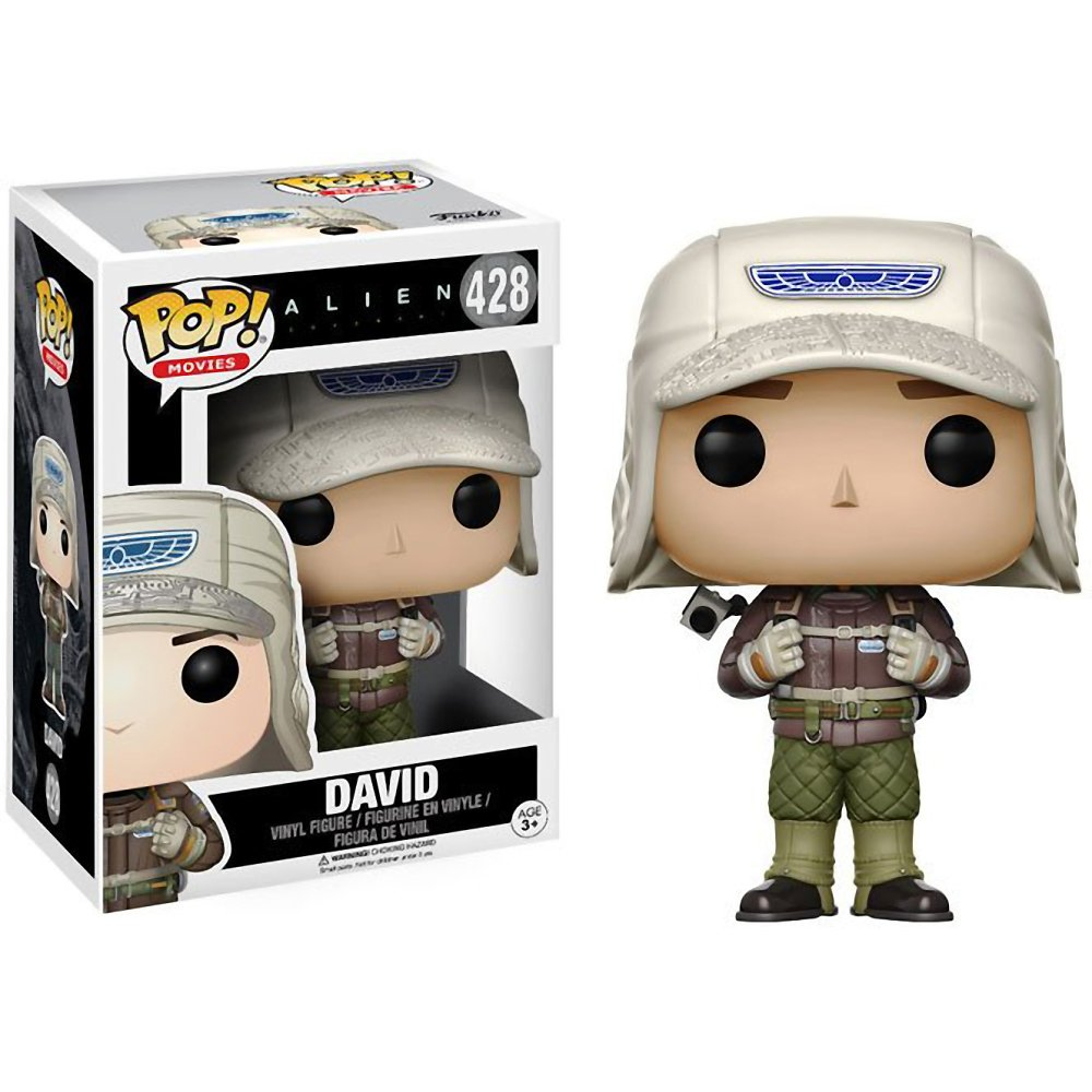 Pop! Movies: Alien Covenant - David