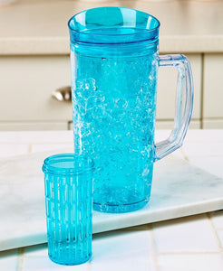 Freezeable Infused Water Pitcher