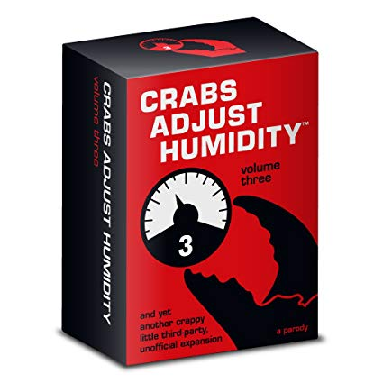 Crabs Adjust Humidity - Vol Three