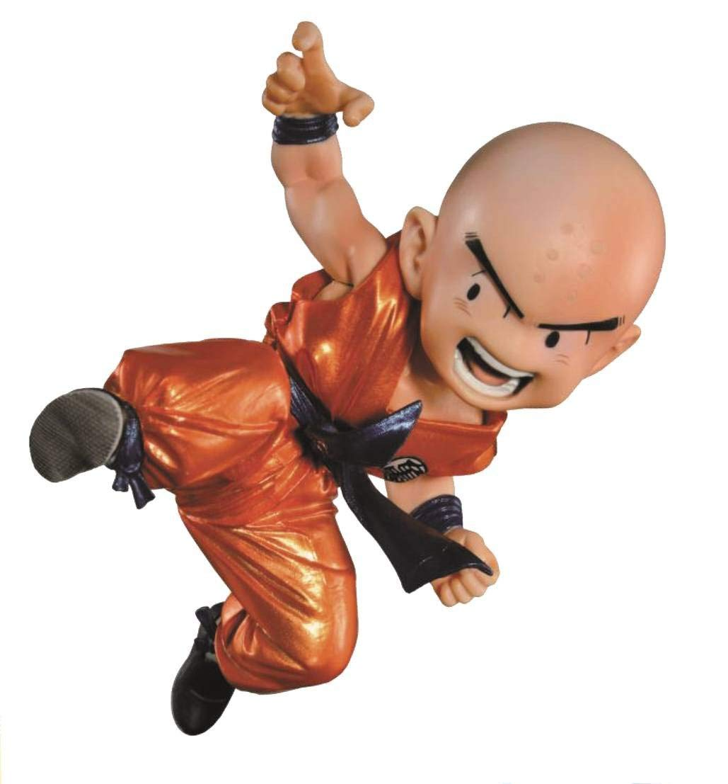 Dragon Ball Scultures Special Color Version Krillin Figure