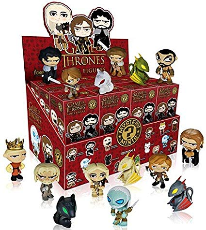 Game of Thrones Edition 1 Mystery Minis Blind Box
