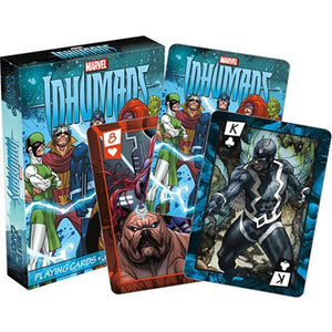 Marvel - Inhumans Playing Cards