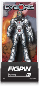Justice League: Cyborg FiGPiN