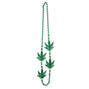 Weed Beads Necklace