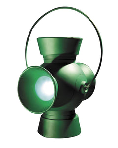 Green Lantern 1:1 Scale Power Battery Lantern Prop W/ Ring - DAMAGED BOX