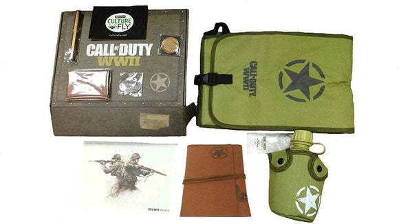 Call of Duty WWII Special Edition Box