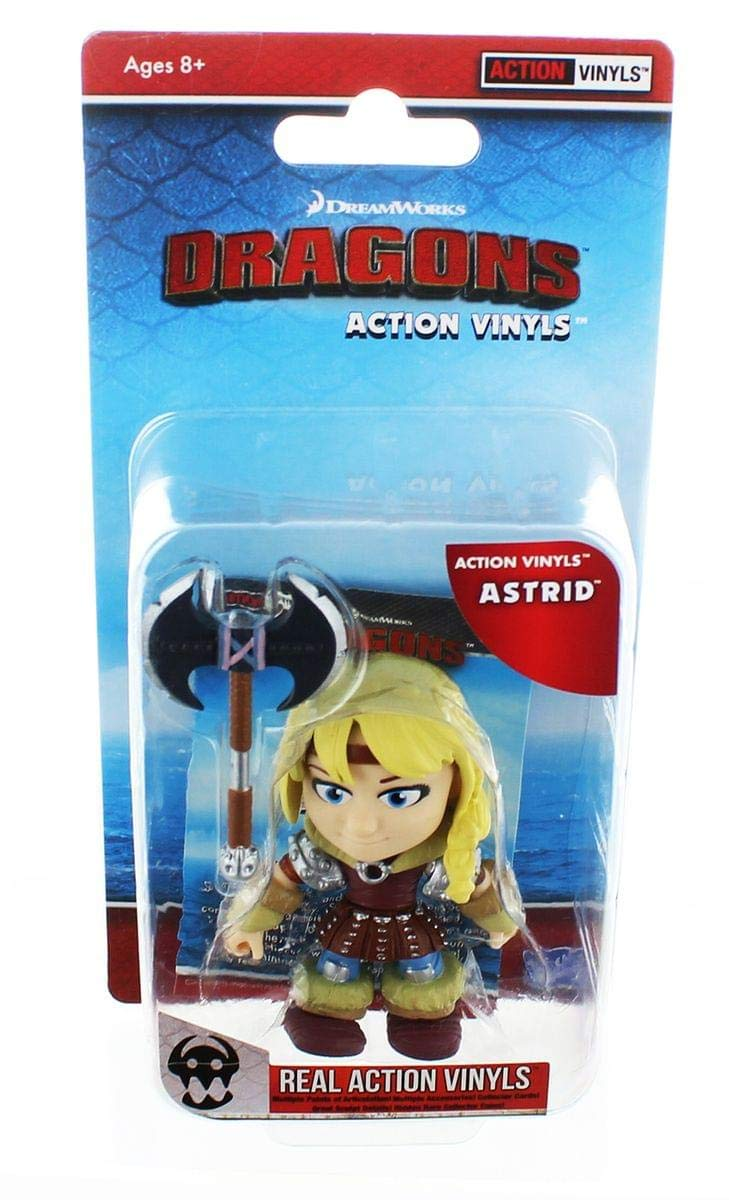 How To Train Your Dragon: Astrid- Action Vinyl