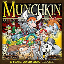 Load image into Gallery viewer, Munchkin: Guest Artist Edition (Edwin Huang)
