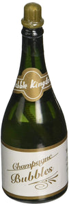 Champagne Bottle Shaped Blowing Bubbles