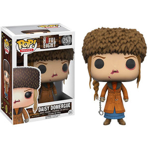 Pop! Movies: The Hateful Eight - Daisy Domergue