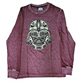 Darth Vader Red Long Sleeve T-Shirt - Large