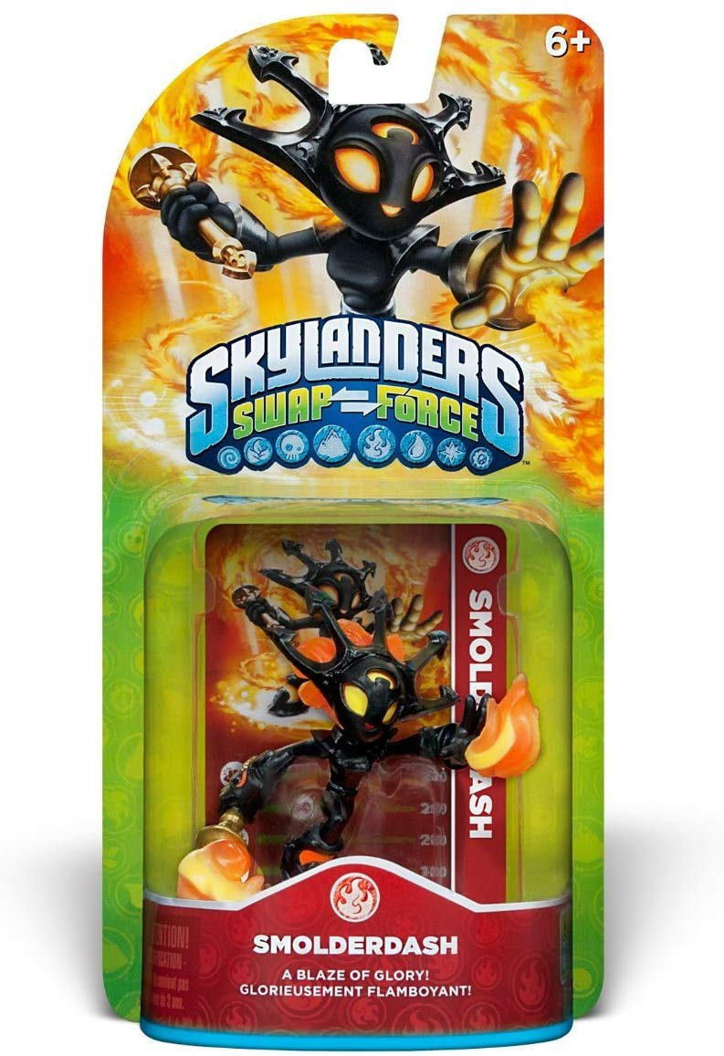 Skylanders SWAP Force: Smolderdash