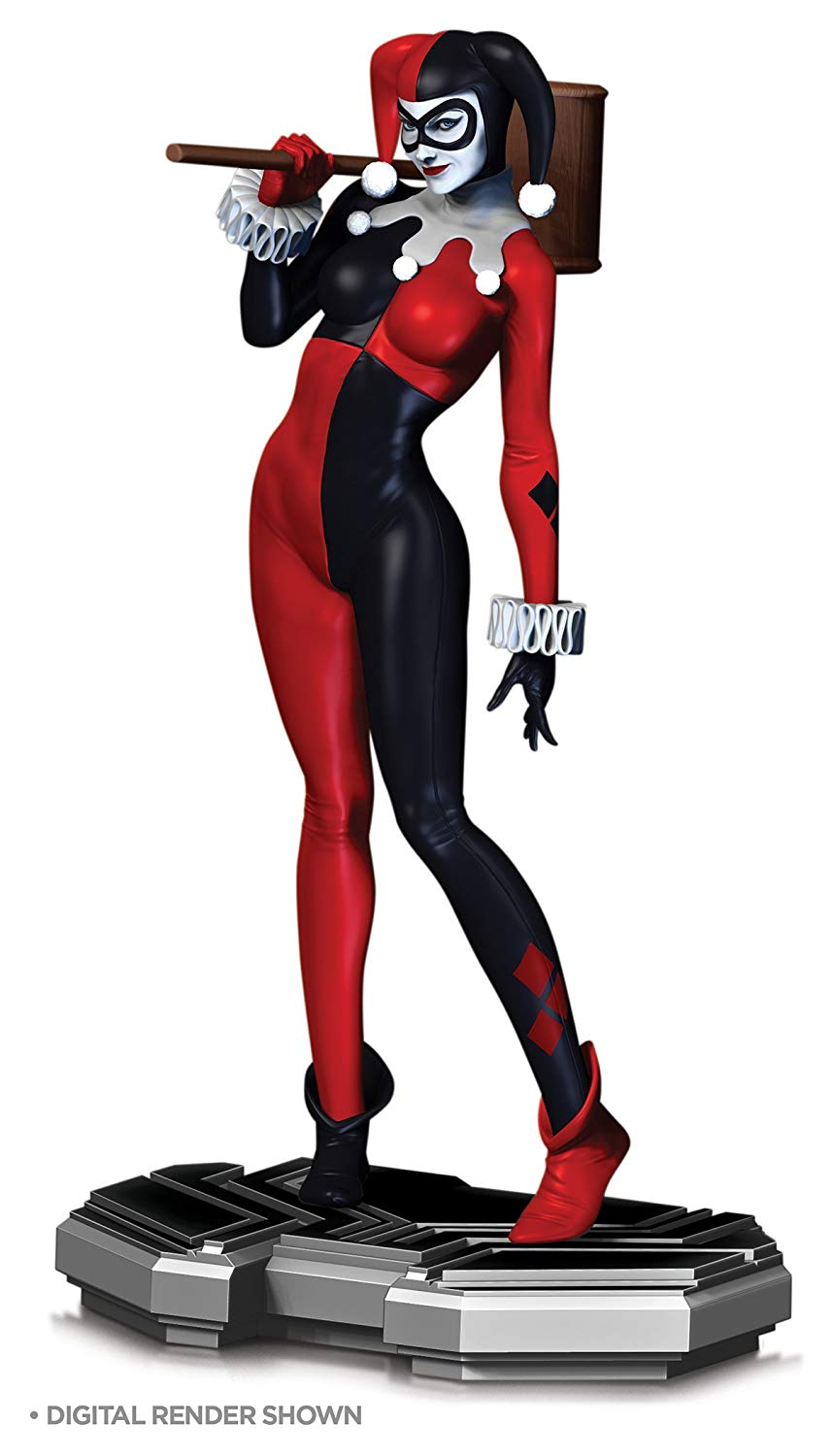 DC Comics Icons: Harley Quinn Statue