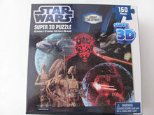 Load image into Gallery viewer, Star Wars: Super 3D Puzzle - Darth Maul (150 Pieces)