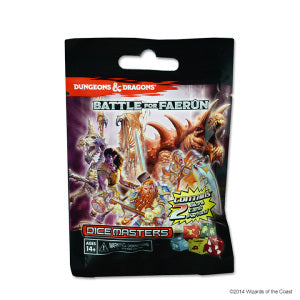 Dice Masters - Dungeons & Dragons Battle for Faerûn Foil Pack