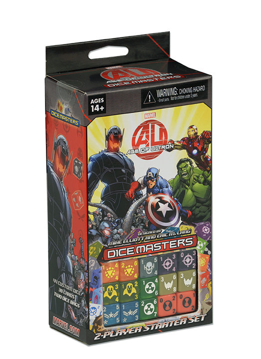 Dice Masters - Age of Ultron Starter Set