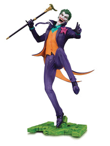 DC Core: The Joker PVC Statue