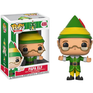 Pop! Movies:  Elf - Papa Elf
