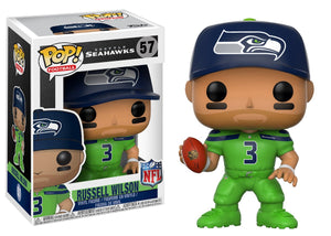 Pop! Football: Seahawks -  Russell Wilson