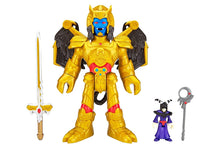 Load image into Gallery viewer, Imaginext Power Rangers Goldar and Rita