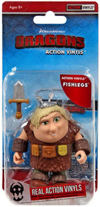 How To Train Your Dragon: Fishlegs - Action Vinyl
