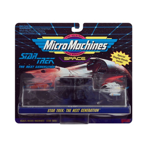 Micro Machines Star Trek The Next Generation Collection 4