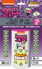 Load image into Gallery viewer, Invader Zim Adventure Bones Dice Game