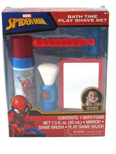 Load image into Gallery viewer, Marvel's Spider-Man Bath Time Play Shave Set