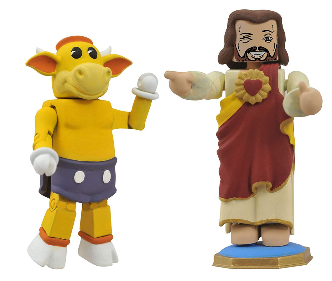 Minimates: View Askew - Buddy Christ & Mooby