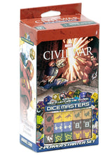 Load image into Gallery viewer, Dice Masters - Civil War Starter Set