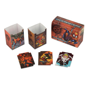 Dice Masters - The Amazing Spider-Man Team Box