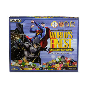 Dice Masters - World's Finest Collector's Box