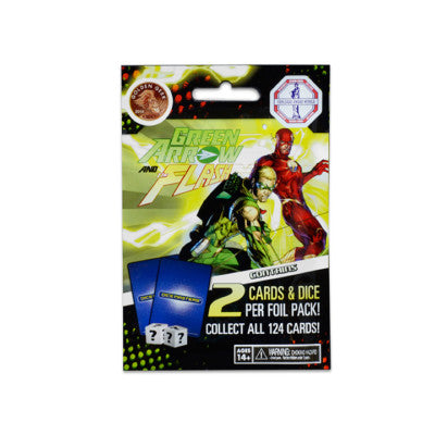 Dice Masters - Green Arrow and the Flash Foil Pack