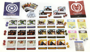 Dice Masters - Civil War Starter Set