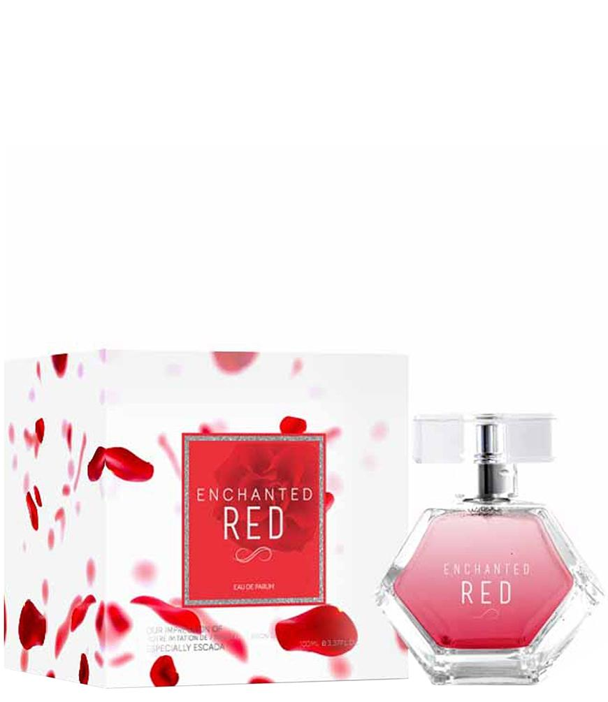 Enchanted Red Perfume for Women