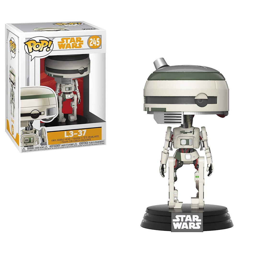 Pop! Movies: Solo - L3-37