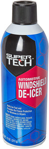 Windshield De-Icer