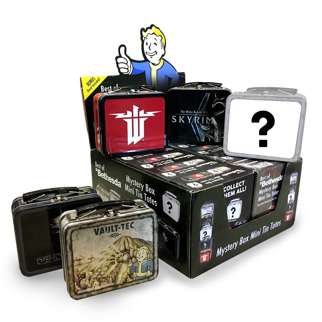 Best Of Bethesda Mini Tin Tote