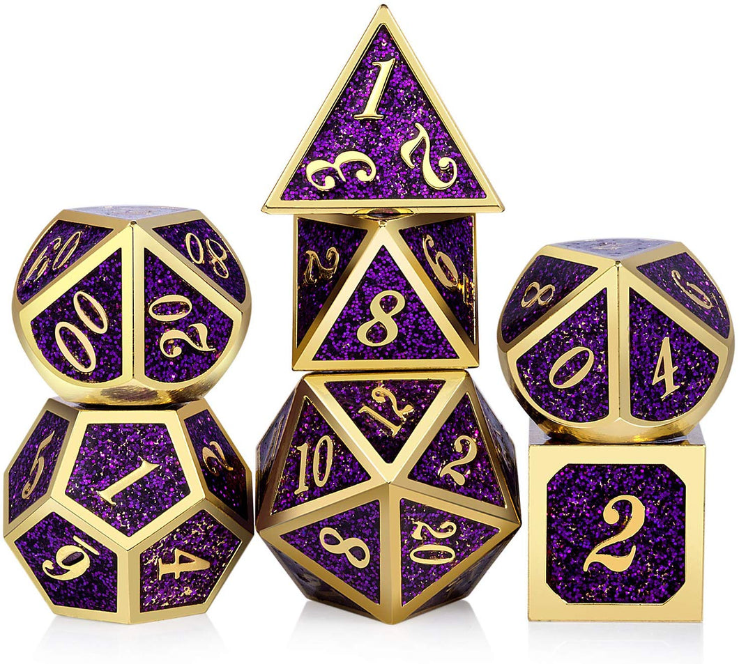 Metal Dice – Series 1: Captain Vivian
