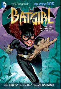 Batgirl Vol. 1: The Darkest Reflection (The New 52) [Paperback]