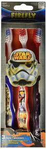 Star Wars: Toothbrush 3 Pack