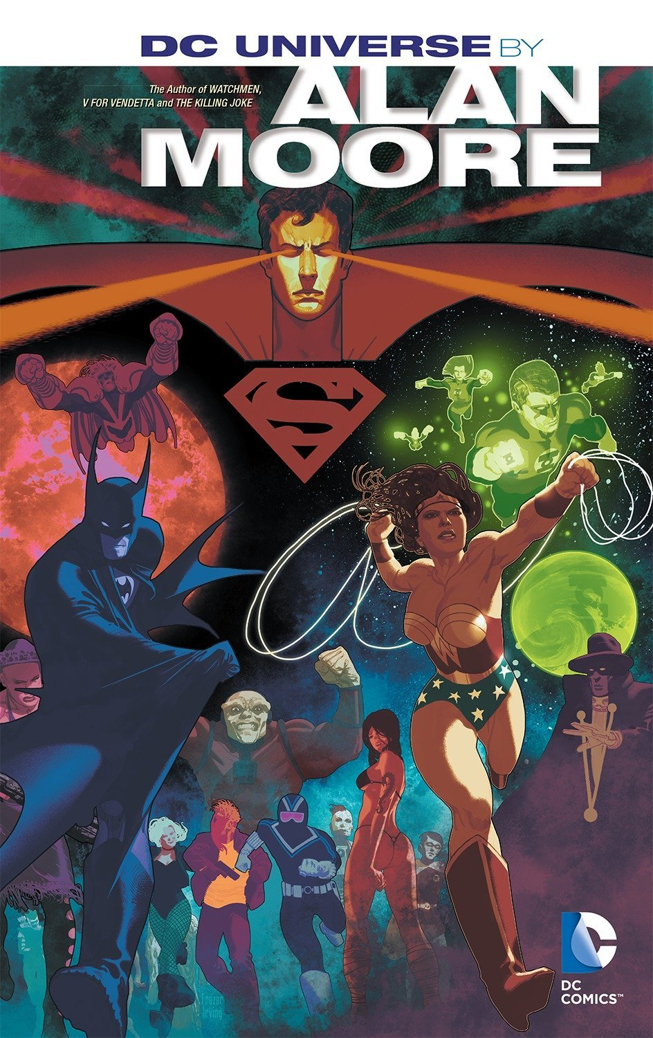 DC Universe by Alan Moore [Paperback]
