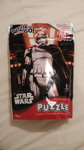 Star Wars: Puzzle On the Go!