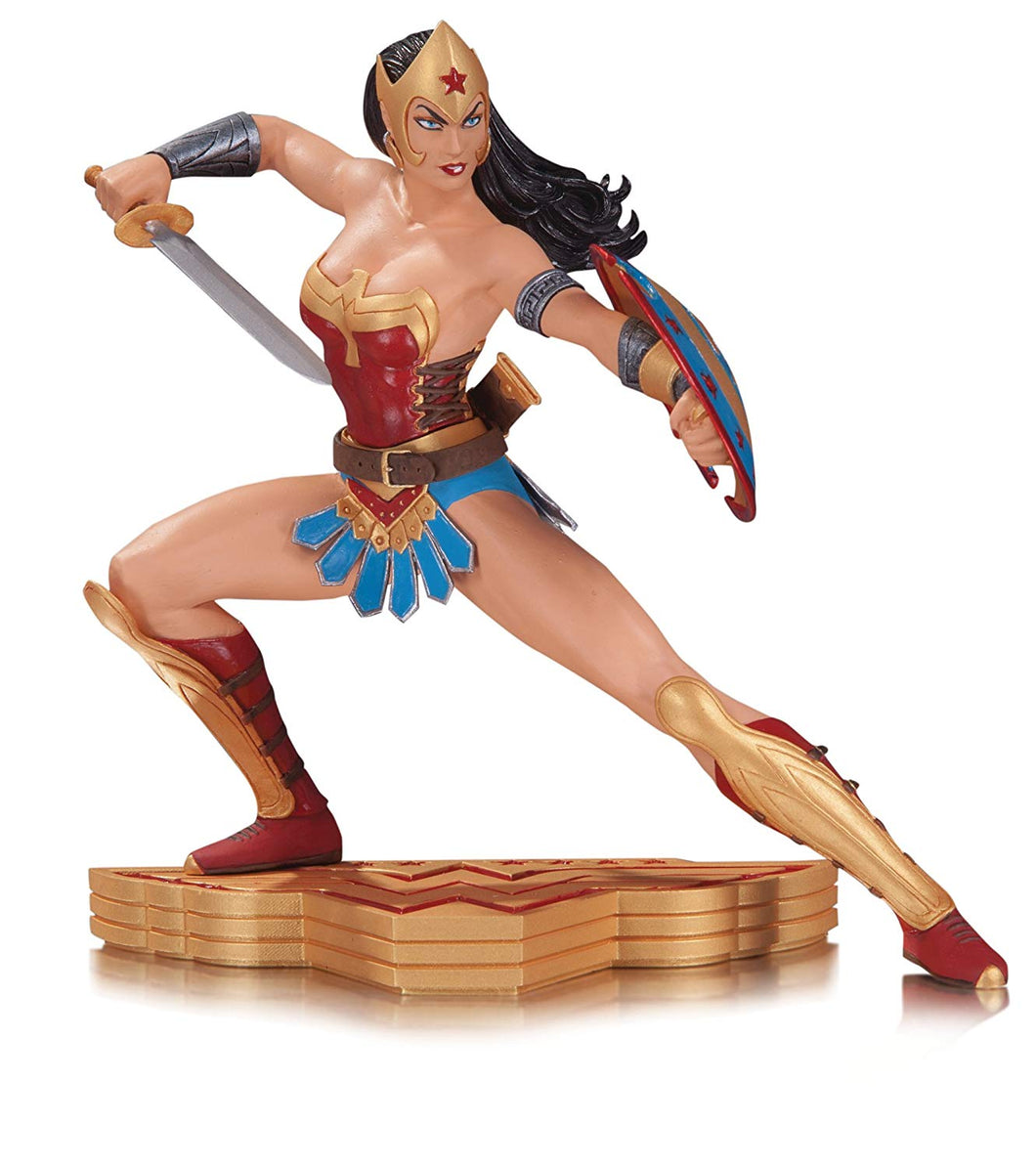 Wonder Woman The Art of War Statue by Jose Luis Garcia-Lopez