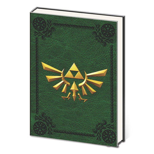 Legend of Zelda Premium A5 Notebook