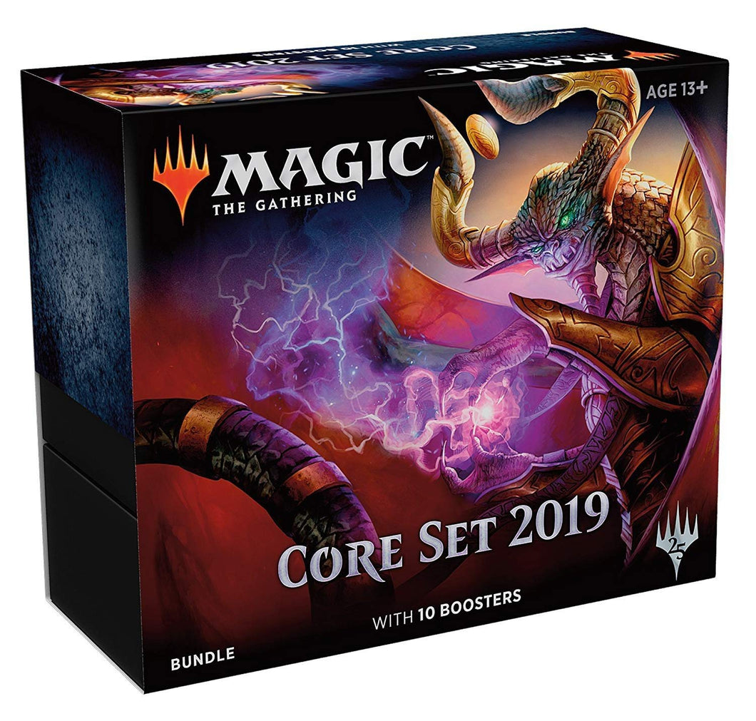 Magic The Gathering: Core 2019 Bundle