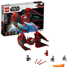 Load image into Gallery viewer, LEGO Star Wars Resistance Major Vonreg's TIE Fighter 75240 Building Kit (496 Piece)