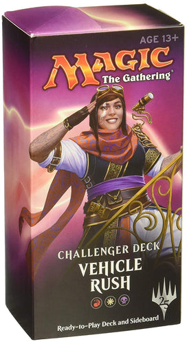 Magic the Gathering: Challenger Deck - Vehicle Rush