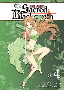 The Sacred Blacksmith Volume 4